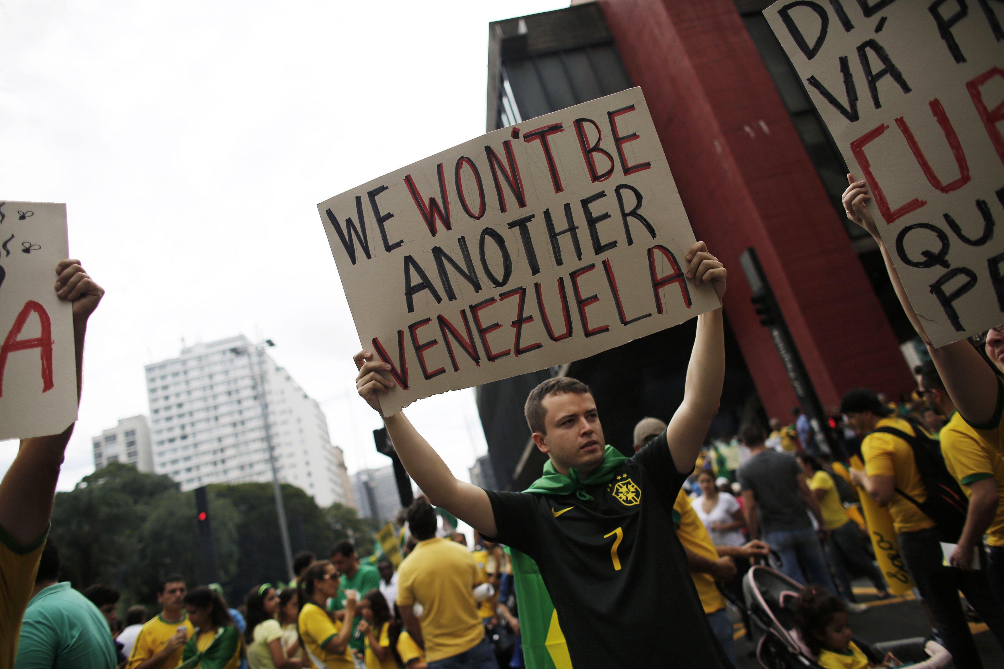 BRASIL PIERDE LA ILUSIÓN Y LOS SUEÑOS PERSONIFICADOS EN EL MITO DE LULA